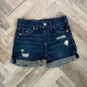 Levi's Girl's size 10 shorts